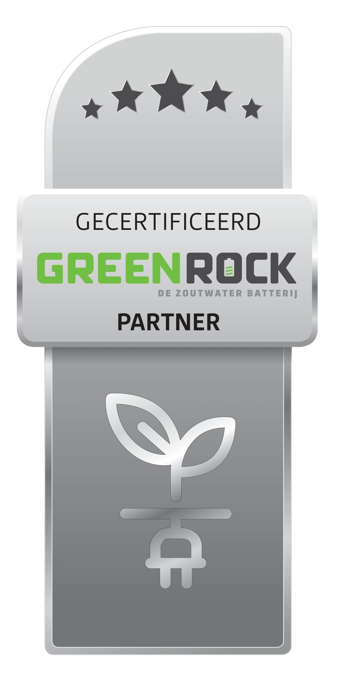 Green-rock certified
